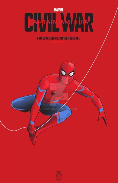 team ironman spiderman fraviro deviantart