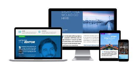 design news magazine digital edition modern digital magazine editions solution launch press