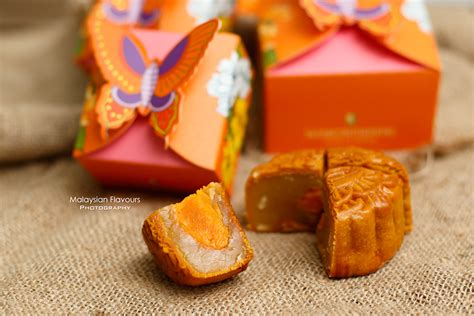 Handmade Mooncake - intercontinental kl hotel 2015 handmade mooncakes