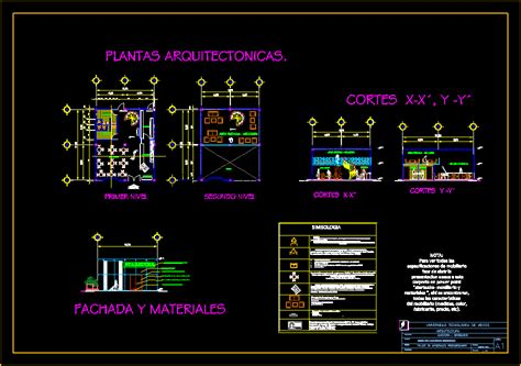 starbucks coffee company architectural plans mexico dwg