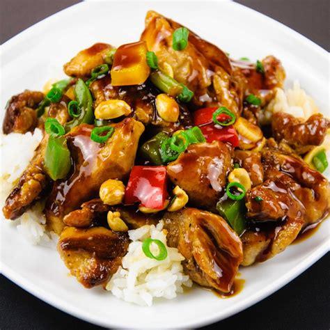 Kung Pao Chicken Lve pikantn 237 ku蝎ec 237 kung pao recept zdarma chilli kuchyn茆