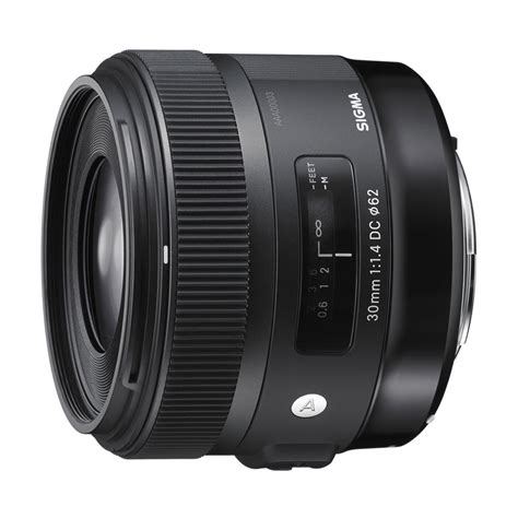 Sigma 30mm F1 4 For Canon Sigma 30mm F1 4 Dc Hsm Canon Ef S Mount