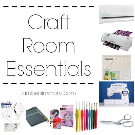 craft room essentials - Craft Room Essentials