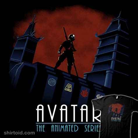 The Series Volume 1 avatar the animated series volume 1 shirtoid