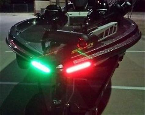 led boat bow lights led boat navigation lights ebay