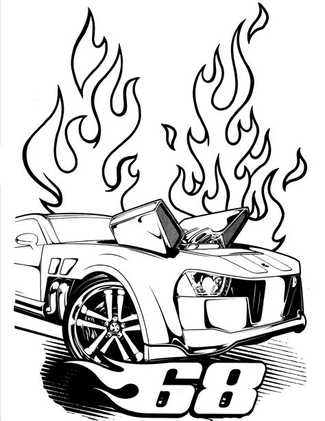 hot wheels christmas coloring pages team hot wheels coloring pages 4 hot wheels birthday