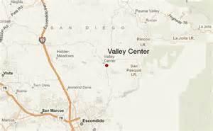 valley center california location guide