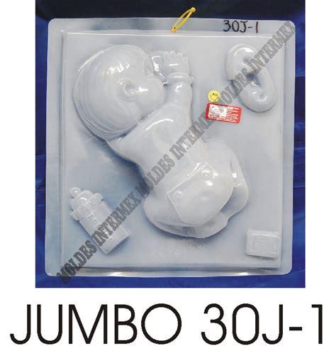 moldes para gelatinas para baby shower baby shower