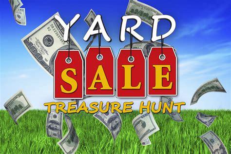 White County Garage Sale by Yard Sale Treasure Hunts