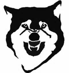 wolf stencil template 25 unique wolf stencil ideas on wolf