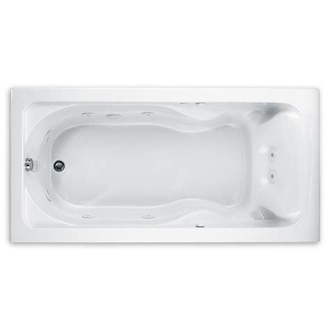 whirlpool massage bathtub cadet 72x36 inch everclean whirlpool american standard