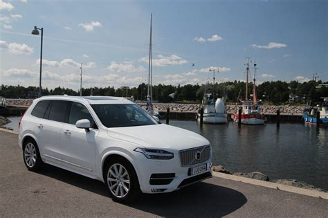 volvo test drive test drive 2016 volvo xc90 d5 awd gentleman s style
