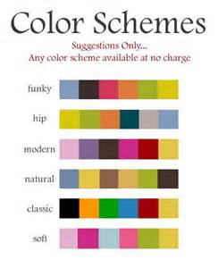 types of color schemes color schemes for type lifetime of learning
