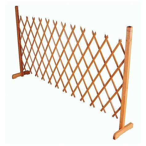 Expanding Garden Trellis Fence Expandable Free Standing Expanding Trellis Fence Trellis