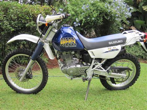 Suzuki Djebel Suzuki Suzuki Djebel 200 Moto Zombdrive