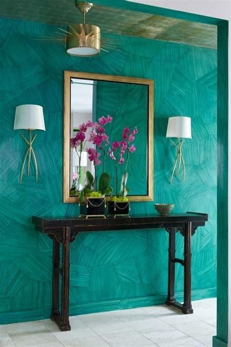 decorating with aqua 36 cool turquoise home d 233 cor ideas digsdigs