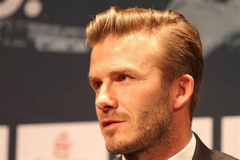 David Beckhams Softer Side by More Pics Of David Beckham Side Part 5 Of 30