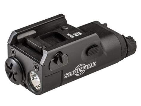 low profile pistol light surefire xc1 compact pistol weapon light led 1 aaa mpn