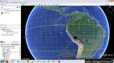 tutorial coordenadas utm google earth tutorial en espa 241 ol youtube