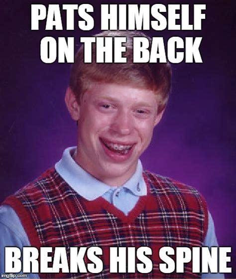 Pats Memes - bad luck brian meme imgflip