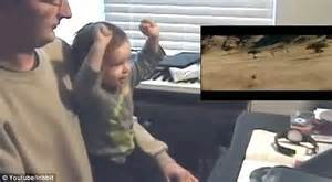 fly boy keno superman twerkgodds toddler s adorable reaction to seeing superman fly for the