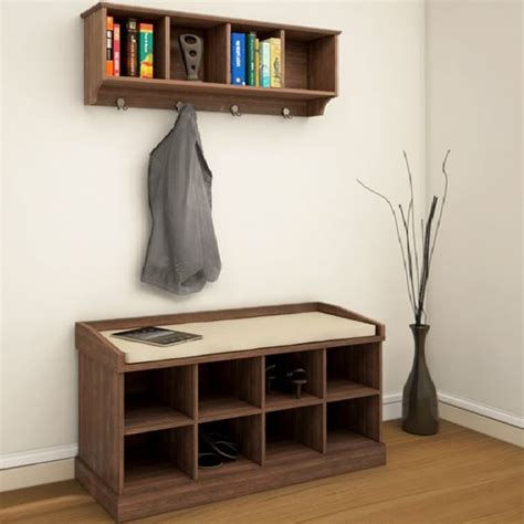 hallway storage bench with coat rack coat rack shoe bench hallway storage cabinet hanger hooks