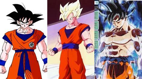 imagenes de goku nuebas quot dragon ball super quot revel 243 nueva transformaci 243 n de gok 250