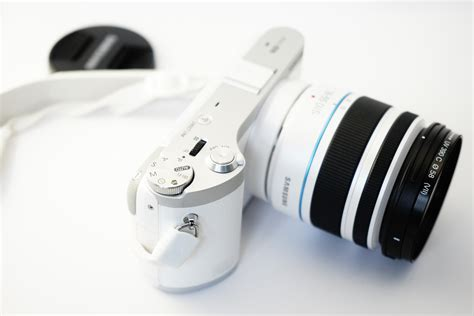 Kamera Samsung Nx Terbaru white dslr 183 free stock photo
