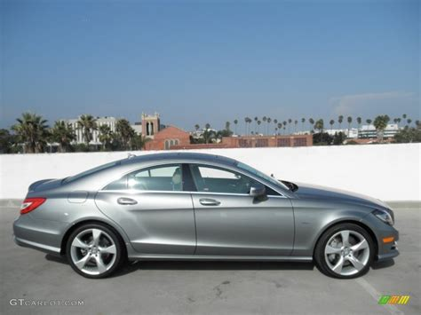 2012 palladium silver metallic mercedes cls 550 coupe 53980547 photo 2 gtcarlot