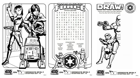 star wars ezra coloring page star wars rebels behind the scenes sneak peak free