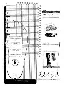 Foot Width Measurement Chart » Home Design 2017