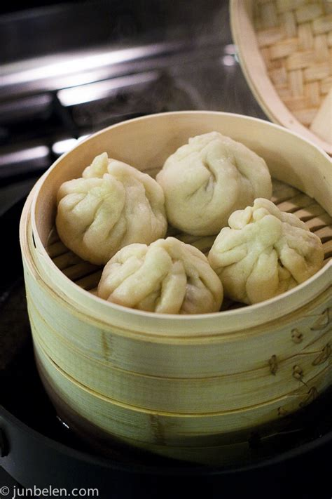 barbecue pork buns char siu bao recipe dishmaps