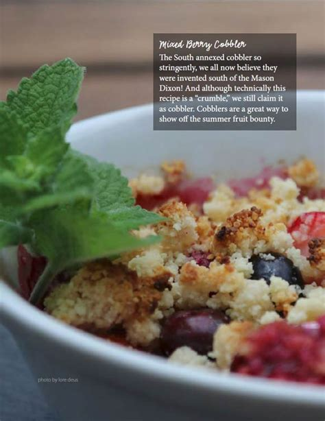 southern comfort carbs mixed berry cobbler low carb and gluten free