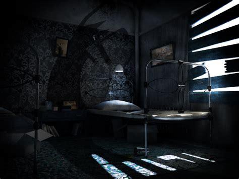 haunted mansion bedroom deviantart more like haunted bedroom by desband