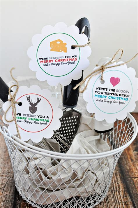christmas gift ideas for kitchen printable tags for kitchen gifts california milk advisory board tour