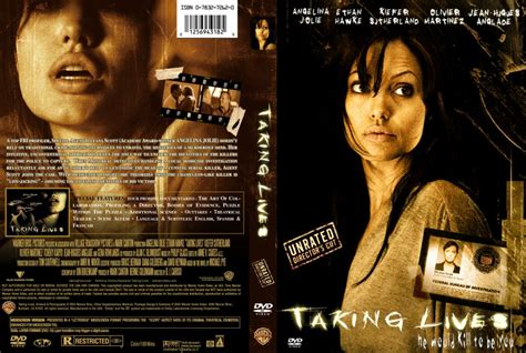 unrated video taking lives unrated movie dvd custom covers 465taking