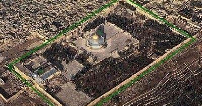 tazkirah masjid al aqsa yang sebenar