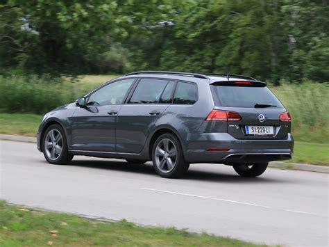 Volkswagen Rabbit Tdi by Vw Golf Variant Rabbit Tdi Dsg Testbericht Autoguru At