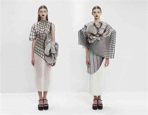 design clothes virtually innovative fashion collection designed with 3d printing