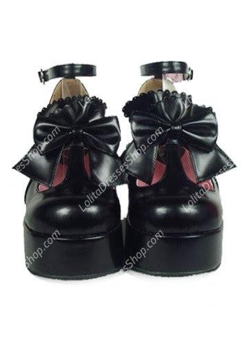 Best Seller Kvoll Sneaker Size 35 36 37 38 39 cheap pu black high heel bowknot buckle straps shoes sale at dresses