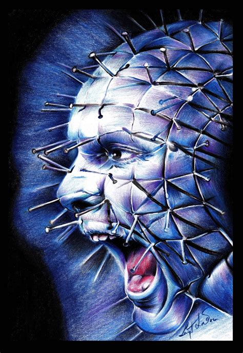 hellraiser pinhead by lampert on deviantart