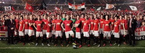 manchester united 2015 2016 team manchester united les dessous de l accord record sign 233