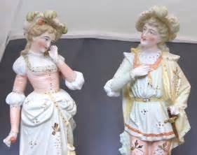 large antique bisque figure of antiques atlas large pair bisque figurines