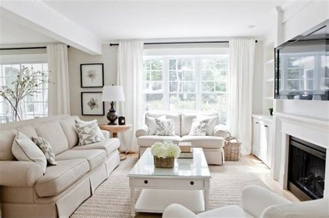 bright living rooms lux decor bright living room with light linen colored