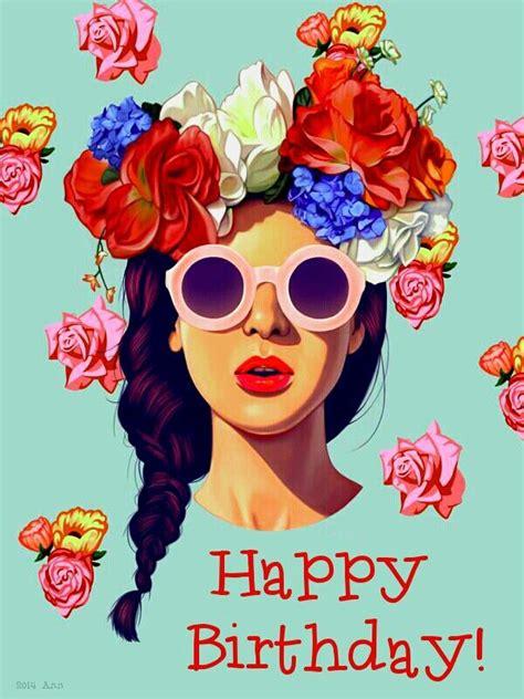 Happy Birthday Vogue by Happy Birthday Flowersart Erickdavila Fashion Pictures And
