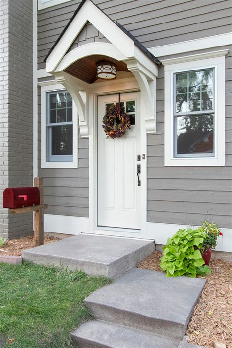 James Hardie Siding Colors Entry Traditional With Beige Traditional Front Door Colors