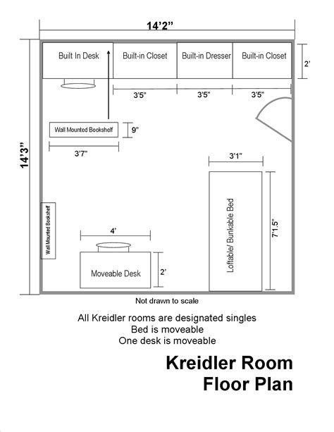floor plan redraw service boxbrownie com kreidler hall floor plans residential life plu