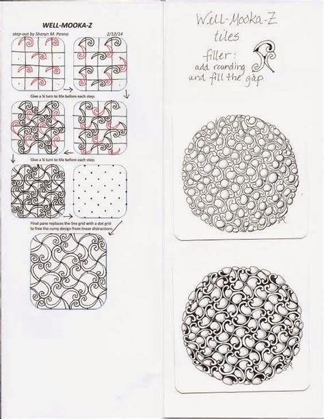 zentangle pattern well 1000 images about zentangle patterns on pinterest