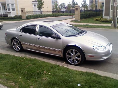 Chrysler Lhs 2000 by Jeffbaxter 2000 Chrysler Lhs Specs Photos Modification