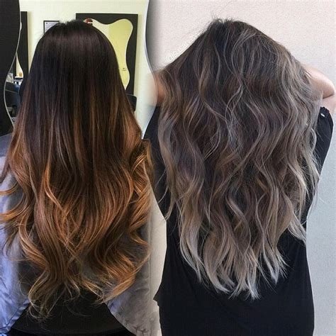 silver brown hair best 25 silver highlights ideas on pinterest grey hair